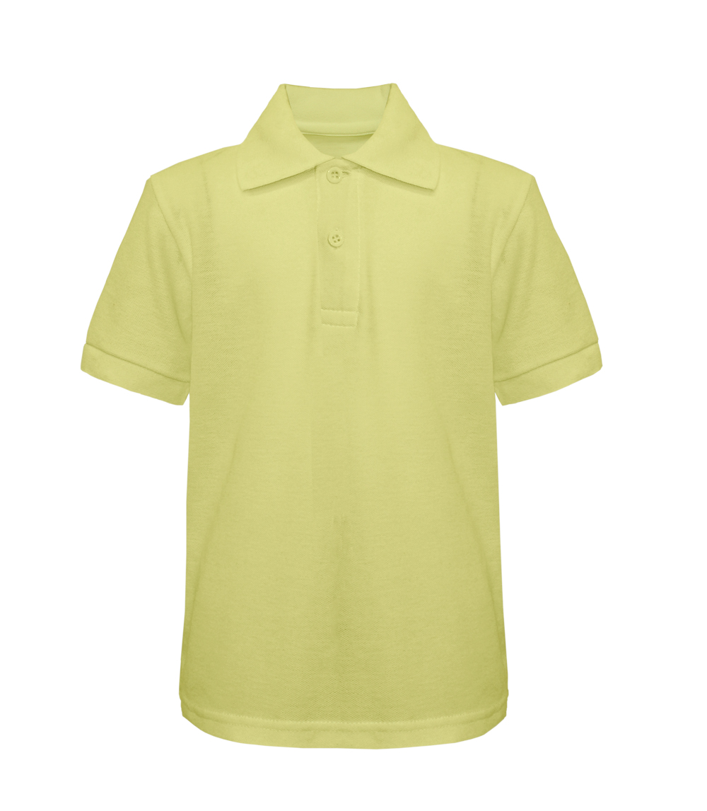 Pique Polo Yellow Tanvir S-XL