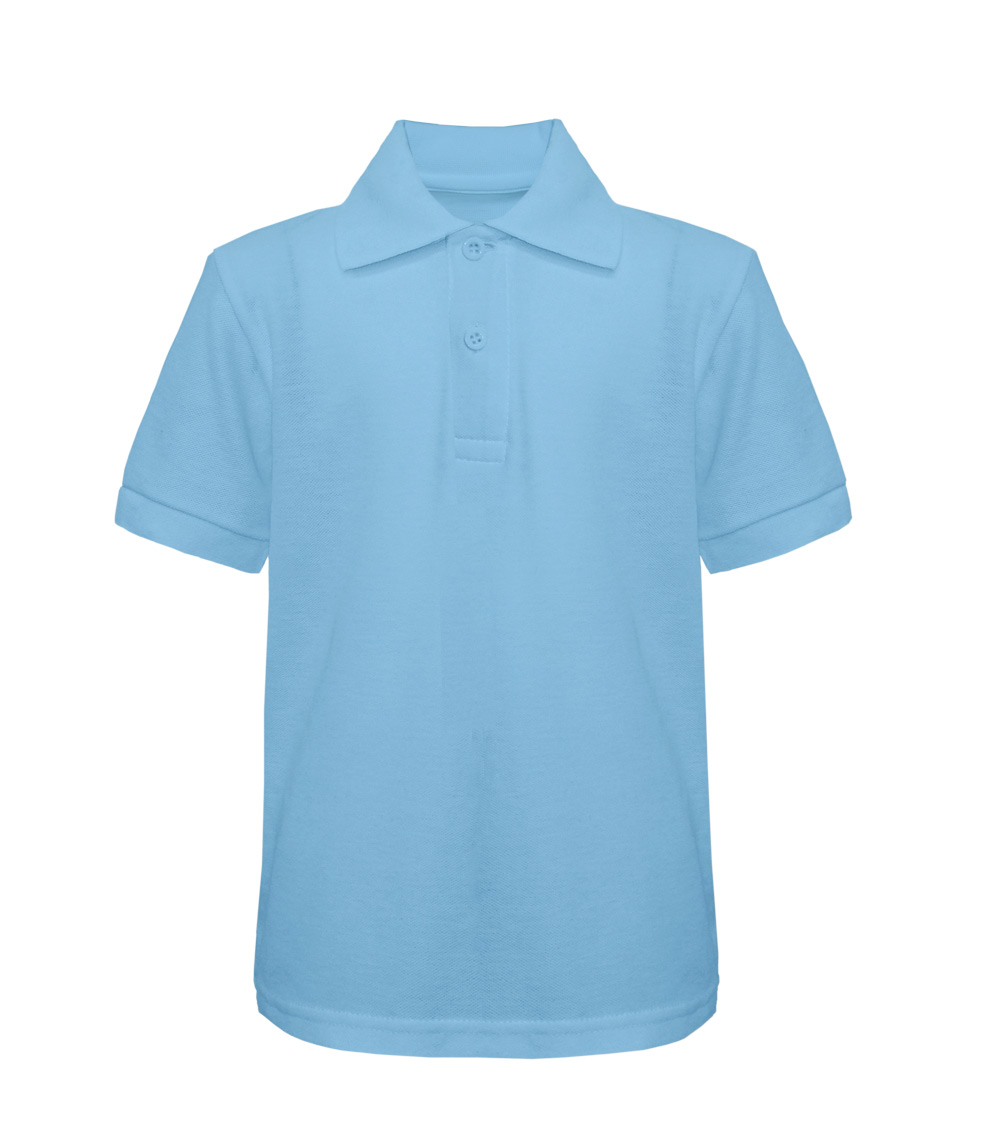 Pique Polo Light Blue Tanvir S-XL