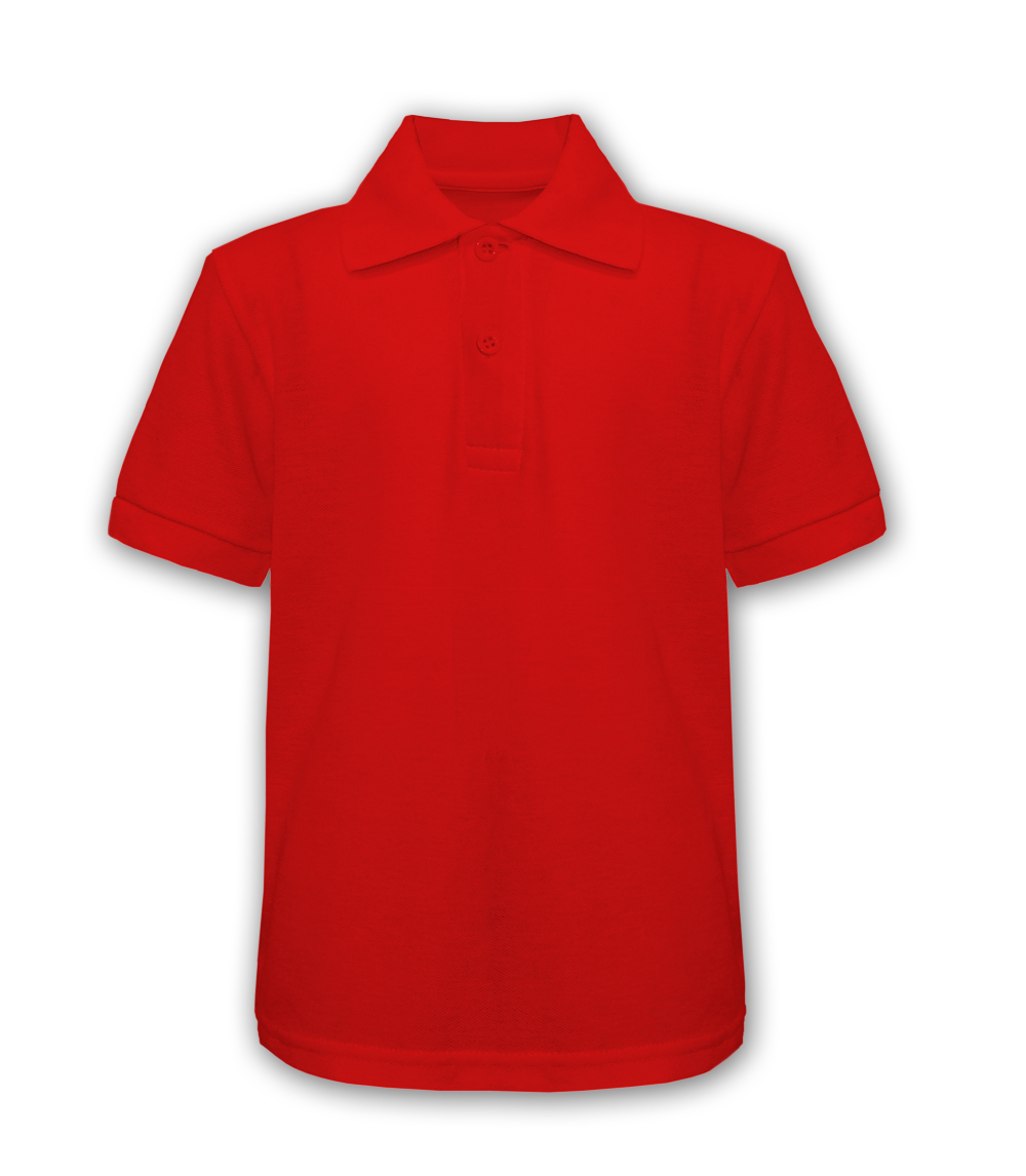 Pique Polo Red Tanvir S-XL