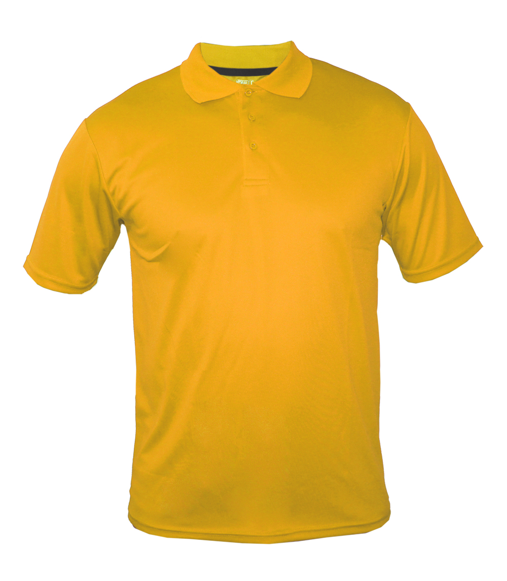 Performance Polo Gold