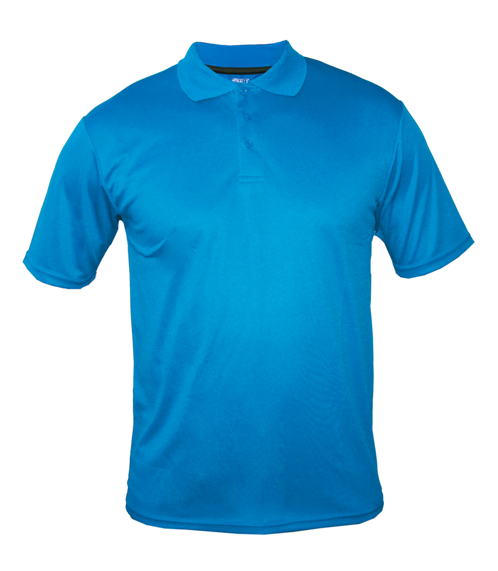 Performance Polo Medium Blue