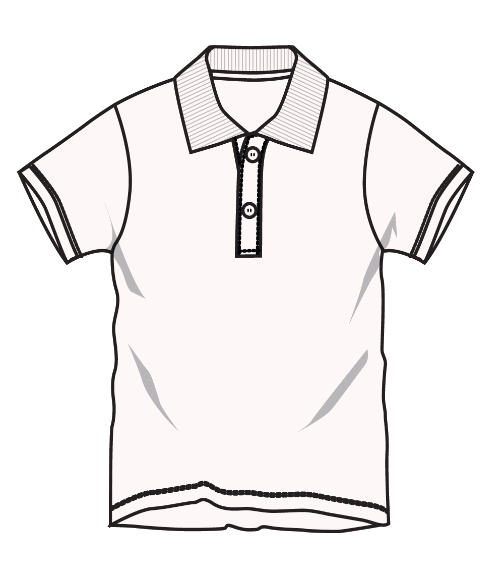 Performance Polo White