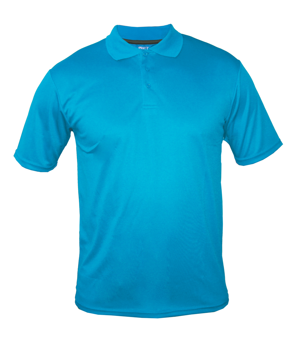 Performance Polo Caroline Blue