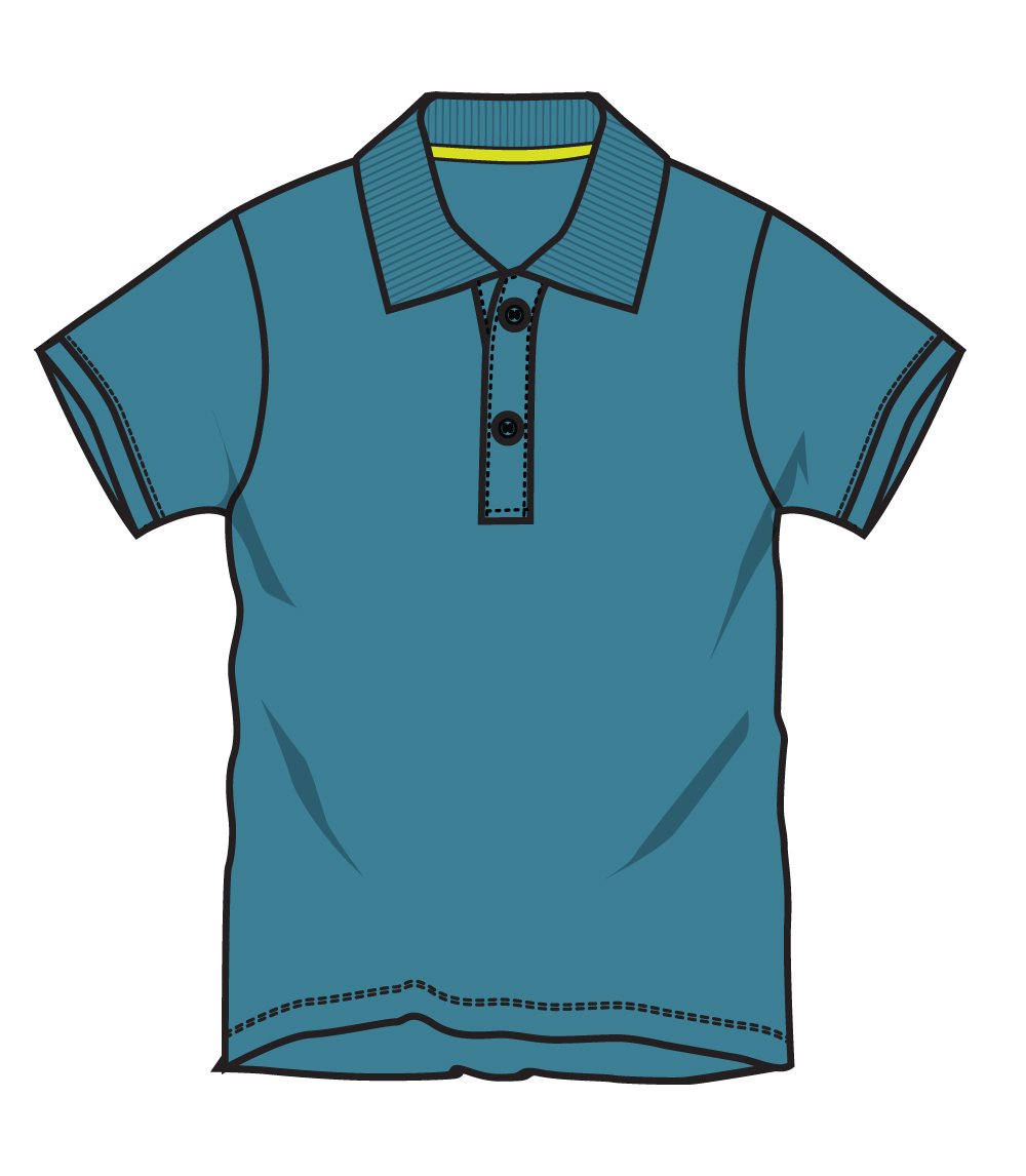 Performance Polo Teal