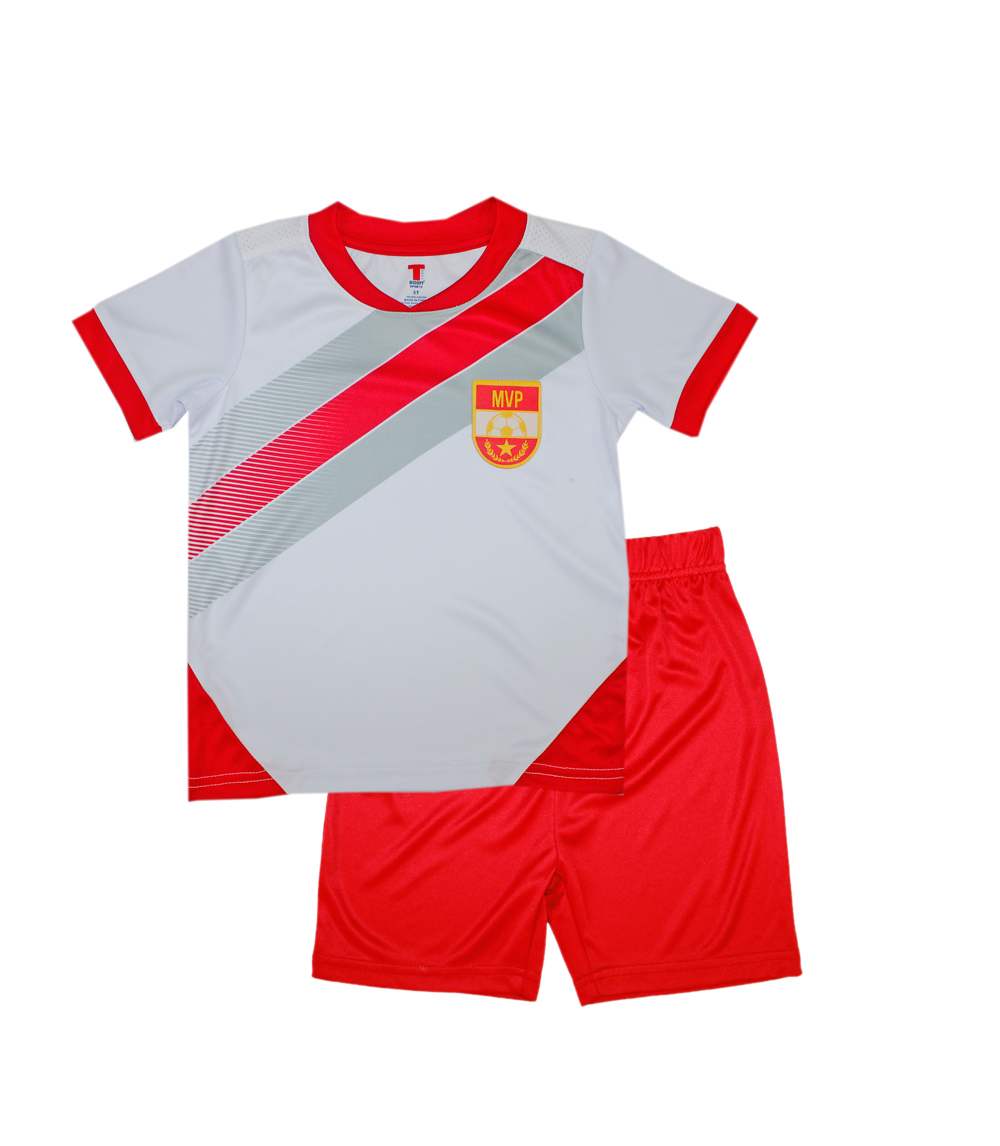 TEDDY BOOM SPORTS 4-7 Athletic Soccer Short Sets