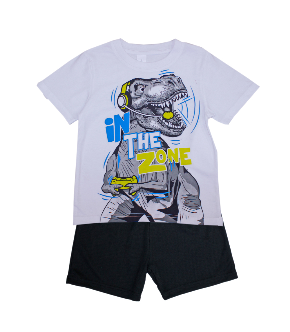 S1OPE Infant Jersey Top and Athletic Shorts