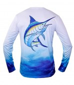 Performance L/S Crew Neck Fish Graphic_product